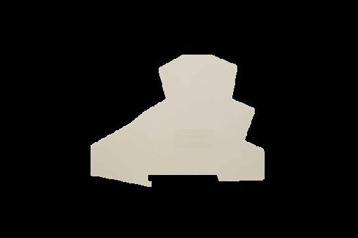 Weidmueller Abschlussplatte PMAK4 (20 Stk.)