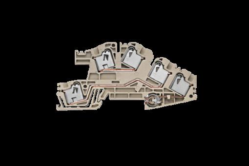 Weidmueller Installations-Reihenklemme PDL (50 Stk.)