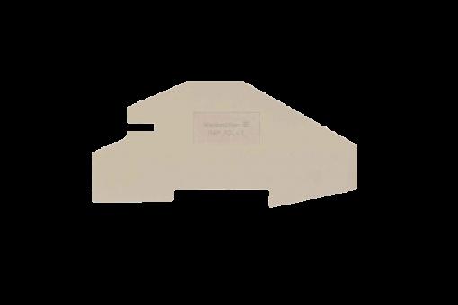 Weidmueller Abschlussplatte PDL (20 Stk.)