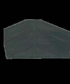 Weidmueller Abschlussplatte Sicherungsklemme (50 Stk.)